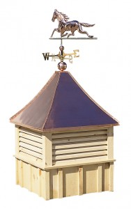 Cupolas Weathervanes Outdoor Accents