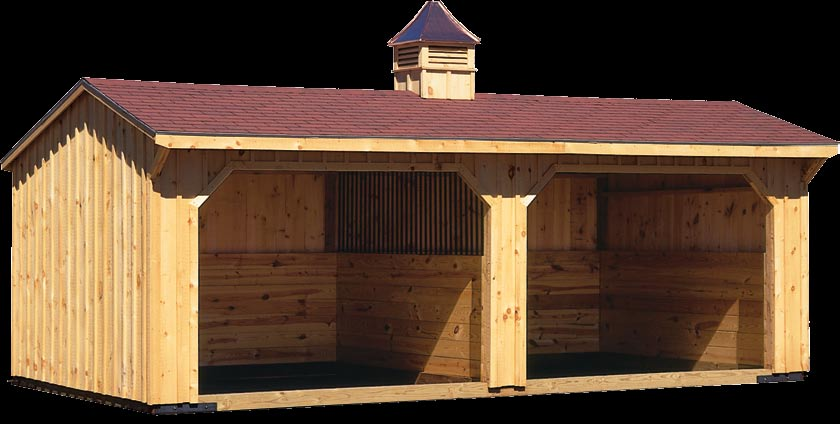 Horse Barns Outdoor Accents